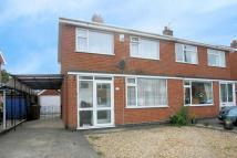3 bed semi detached property for sale in Hazlewood Crescent...