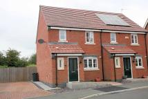 semi detached home in FLINT DRIVE, Asfordby...