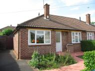 2 bed Semi-Detached Bungalow in Thorpe Road, Shepshed...