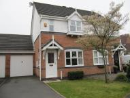 semi detached home in Rochester Close...