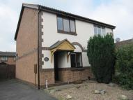 semi detached house to rent in Holland Close, Whitwick...