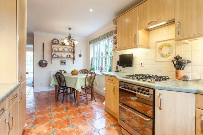 Chinnor: Kitchen