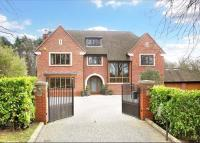 5 bed Detached house for sale in Woodside Hill...
