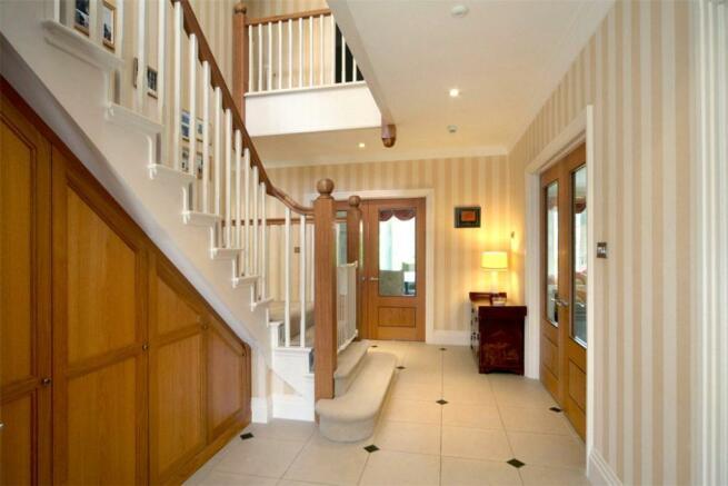 Beaconsfield: Hall