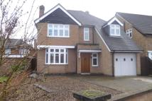 Detached house in Curzon Avenue, Birstall...