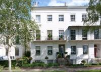 Terraced home for sale in Wellington Square...
