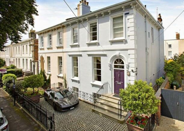 6 Bedroom House For Sale In Montpellier Grove Cheltenham