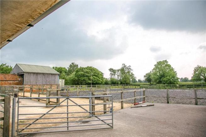 Arena and Stables
