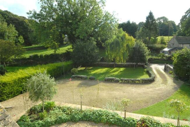 Drive & Front Garden