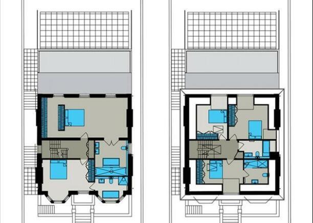 1st & 2nd Floors