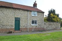 2 bedroom semi detached house for sale in Town Street, Old Malton...