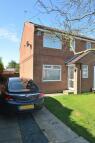 3 bed semi detached home for sale in Dickens Road, Malton...