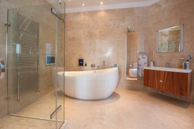 Sadberge: Bathroom