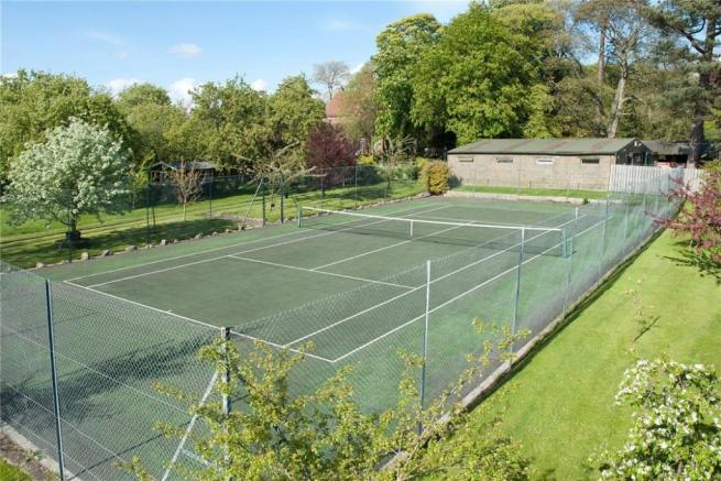 Sadberge: Tennis