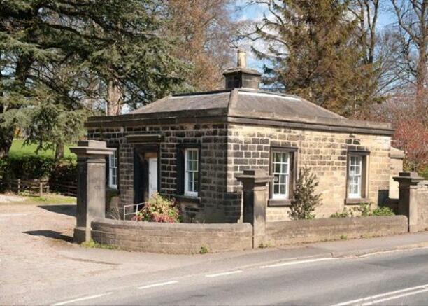 Detached Lodge