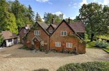 Detached house for sale in Newnham Hill...