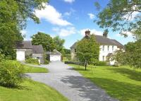 Detached home in Penybanc, Llandeilo...