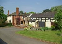 Detached house in Cholstrey, Leominster...