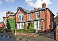 Detached property in Cantilupe Street...
