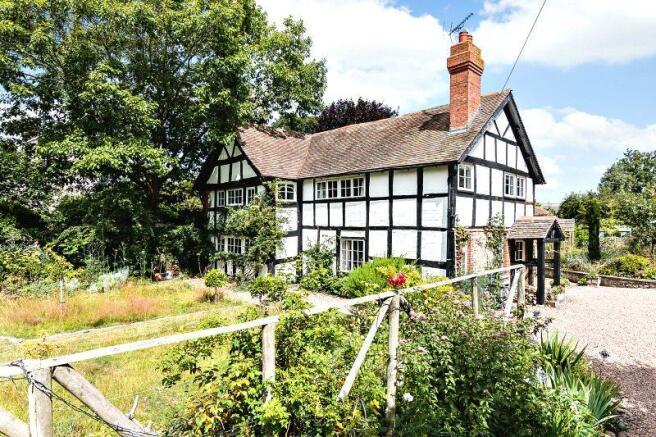 5 Bedroom Detached House For Sale In Kingsland Leominster Herefordshire Hr6 Hr6