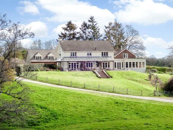The Gaer House