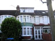 Terraced home for sale in Palmers Green, N13