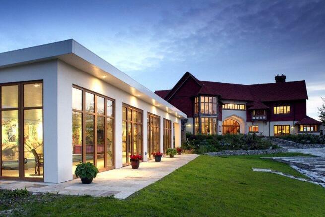 6 Bedroom Detached House For Sale In Lanchards Lane Shillingstone Blandford Forum Dorset
