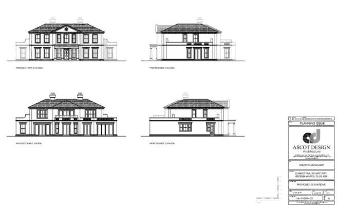 Site Elevations
