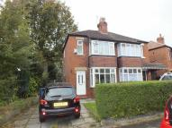 2 bed semi detached property to rent in Roslyn Road, Stockport...