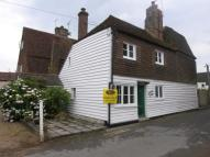 semi detached home in Ham Lane, Burwash...