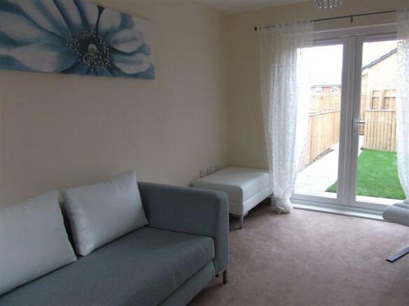 Lounge Rear view