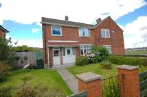 3 bed semi detached house in Richardson Avenue...