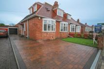 semi detached property in Hemsley Road...