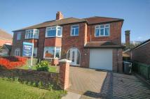 4 bedroom semi detached house in Cleadon Hill Road...