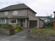 semi detached property in Laithe Close, Silsden