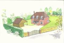 new development in Building Plot for 4...