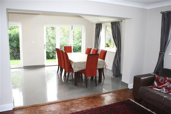 Dining Area View