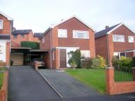Detached home in Brynsiriol, Welshpool...