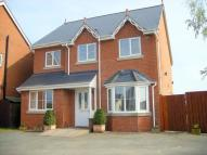 4 bed Detached house in Meillionydd, Adfa, SY16