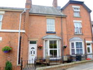 Terraced property in Gungrog Road, Welshpool...
