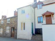 1 bedroom Terraced house in Mount Street, Welshpool...