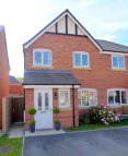 Heritage Way semi detached house for sale