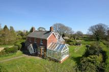 4 bed Detached house for sale in Main Road, East Boldre...