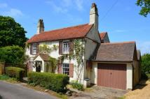 Detached house in Platoff Road, Lymington