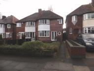 3 bedroom semi detached house in Garretts Green Lane...