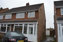 3 bed semi detached home in Chaffcombe Road, Sheldon...