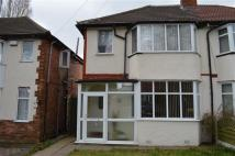2 bed semi detached house for sale in Normanton Avenue...
