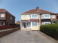 3 bed semi detached home in Partridge Road, Yardley...