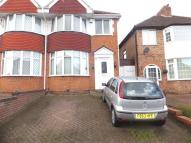 3 bedroom semi detached house in Elmcroft Road, Yardley...
