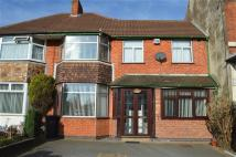 semi detached house for sale in Church Road, Yardley...